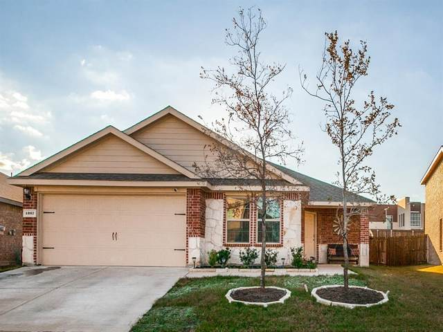 1207 Meadow Creek Drive, Princeton, TX 75407 (MLS #14462180) :: All Cities USA Realty