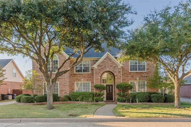 6712 Trail Cliff Way, Fort Worth, TX 76132 (MLS #14462211) :: Real Estate By Design