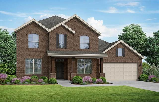 1232 Rushmore Drive, Burleson, TX 76028 (MLS #14462220) :: The Kimberly Davis Group