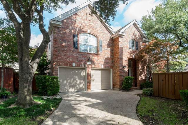 14608 Dove Court, Addison, TX 75001 (MLS #14462227) :: Real Estate By Design
