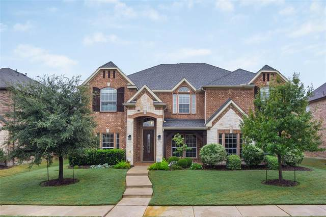 1533 Dutch Hollow Drive, Frisco, TX 75033 (MLS #14462247) :: Hargrove Realty Group