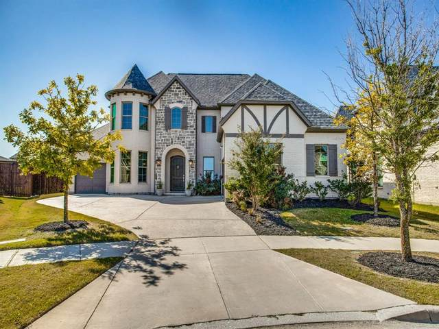 13187 Bold Forbes Street, Frisco, TX 75035 (MLS #14462250) :: Hargrove Realty Group