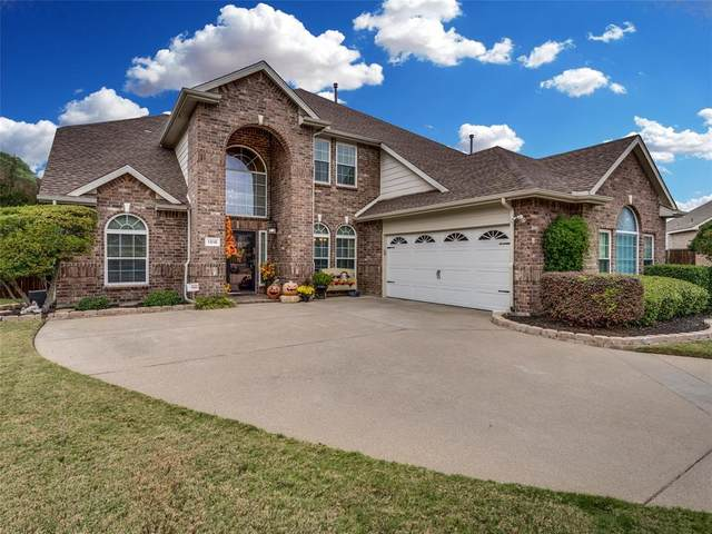 1316 Blue Gill Court, Crowley, TX 76036 (MLS #14462255) :: Real Estate By Design