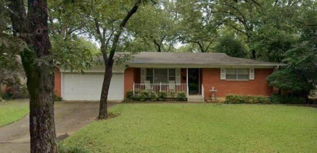 1603 W Lovers Lane, Arlington, TX 76013 (MLS #14462258) :: The Chad Smith Team
