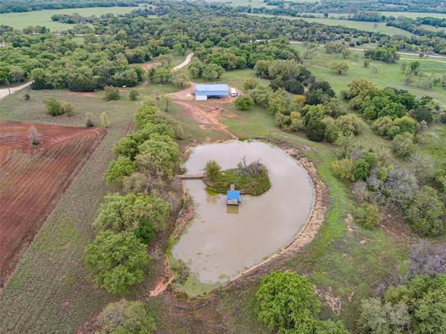 350 County Road 2480, Hico, TX 76457 (MLS #14462266) :: The Heyl Group at Keller Williams