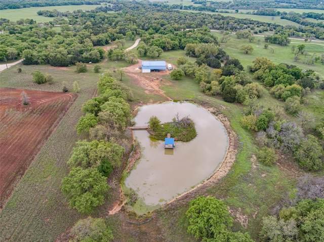 350 County Road 2480, Hico, TX 76457 (MLS #14462266) :: The Kimberly Davis Group