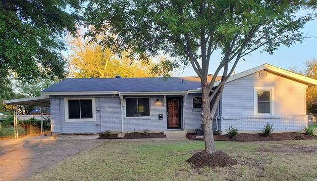 4916 Colorado Boulevard, North Richland Hills, TX 76180 (MLS #14462281) :: Hargrove Realty Group