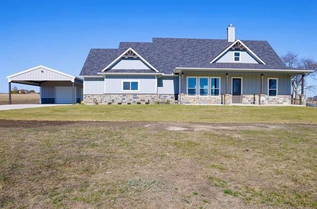 2437 Old Denton Road, Decatur, TX 76324 (MLS #14462297) :: Premier Properties Group of Keller Williams Realty