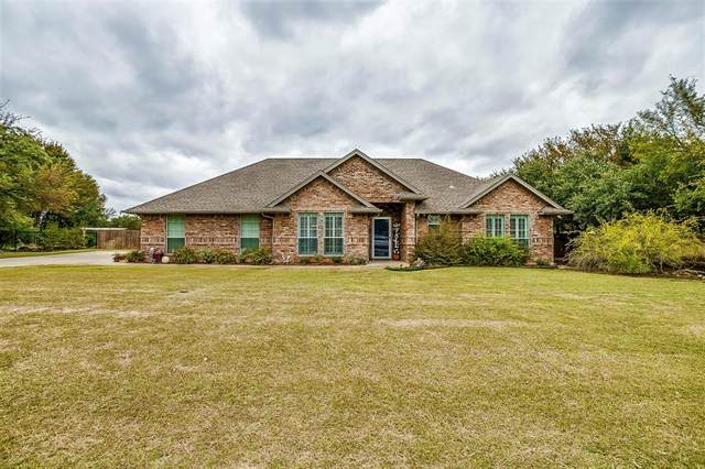 121 Raven Bend, Hudson Oaks, TX 76087 (MLS #14462301) :: Real Estate By Design