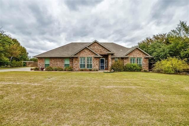 121 Raven Bend, Hudson Oaks, TX 76087 (MLS #14462301) :: The Good Home Team