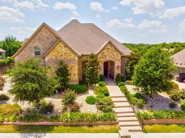 4408 Knoll Ridge Drive, Fort Worth, TX 76008 (MLS #14462360) :: Keller Williams Realty
