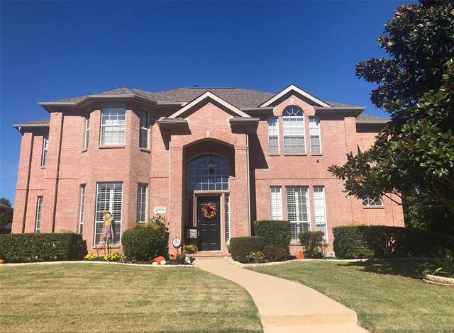 2712 Meadow Green Drive, Flower Mound, TX 75022 (MLS #14462372) :: Hargrove Realty Group