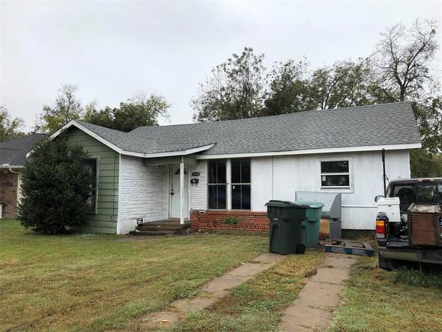 1116 S Hazelwood Street, Sherman, TX 75090 (MLS #14462389) :: All Cities USA Realty