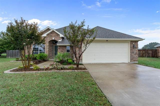 337 Windmill Drive, Lavon, TX 75166 (MLS #14462395) :: The Kimberly Davis Group
