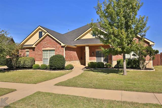 510 Beretta Drive, Abilene, TX 79602 (MLS #14462419) :: The Paula Jones Team | RE/MAX of Abilene