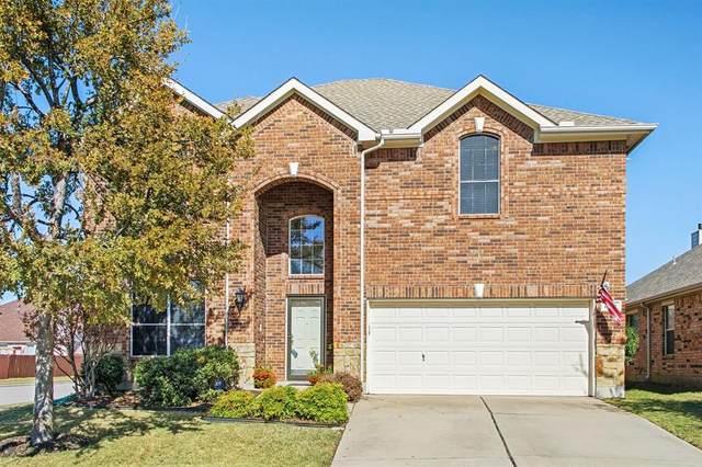 2701 Calmwater Drive, Little Elm, TX 75068 (MLS #14462431) :: Real Estate By Design
