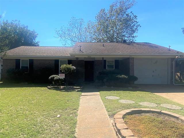 1416 Crestview Drive, Kaufman, TX 75142 (MLS #14462434) :: Keller Williams Realty