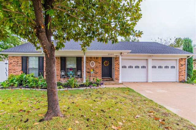 2503 Westpark Way Circle, Euless, TX 76040 (MLS #14462438) :: The Chad Smith Team
