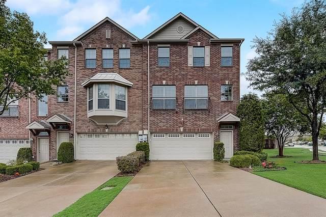 2520 Chambers Drive, Lewisville, TX 75067 (MLS #14462493) :: Post Oak Realty