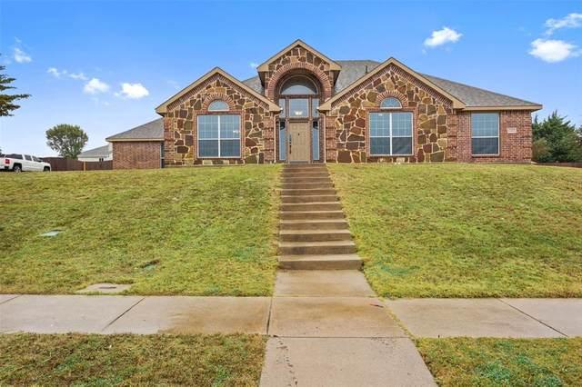 6460 Fox Run Drive, Midlothian, TX 76065 (MLS #14462497) :: NewHomePrograms.com LLC