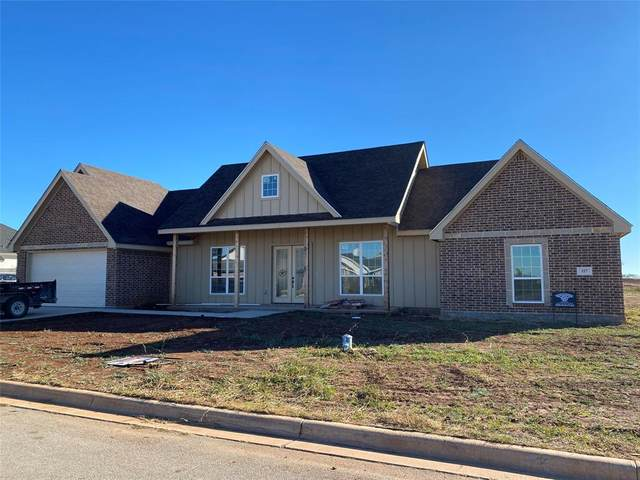 117 Rafter Drive, Tuscola, TX 79562 (MLS #14462509) :: The Paula Jones Team | RE/MAX of Abilene