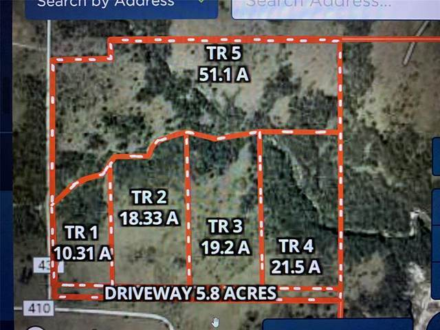 TBD N County Road 437, Gainesville, TX 76240 (MLS #14462542) :: The Kimberly Davis Group