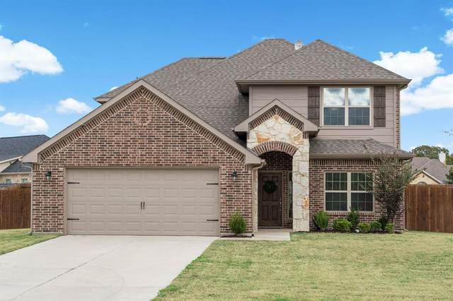 1502 Golden Spike Drive, Ennis, TX 75119 (MLS #14462549) :: Post Oak Realty