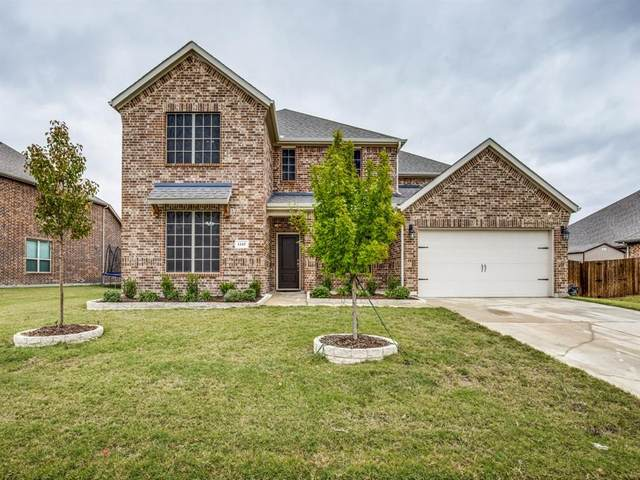 1147 Citabria Street, Forney, TX 75126 (MLS #14462570) :: Keller Williams Realty