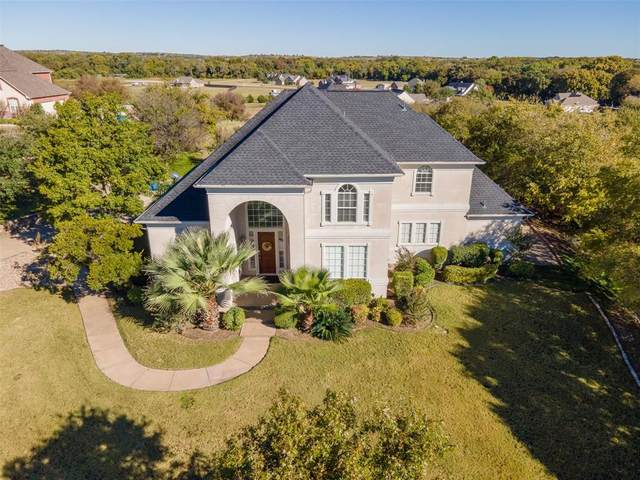 153 Park Place Circle, Cresson, TX 76035 (MLS #14462582) :: Hargrove Realty Group