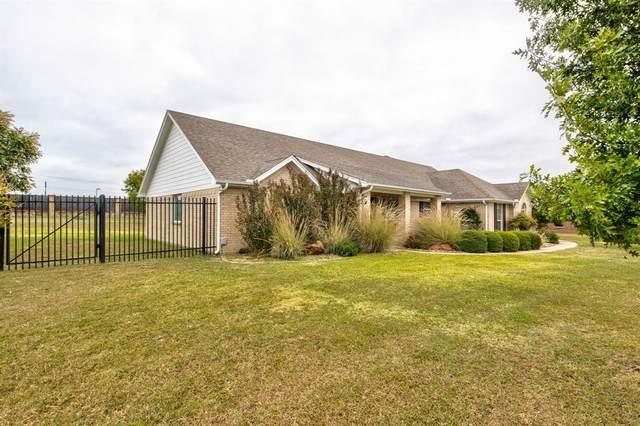 105 Raven Bend, Hudson Oaks, TX 76087 (MLS #14462629) :: The Good Home Team