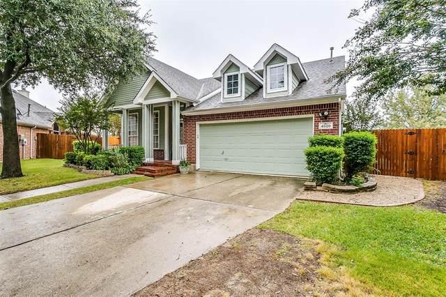 4020 Spencer Street, Fort Worth, TX 76244 (MLS #14462635) :: Real Estate By Design