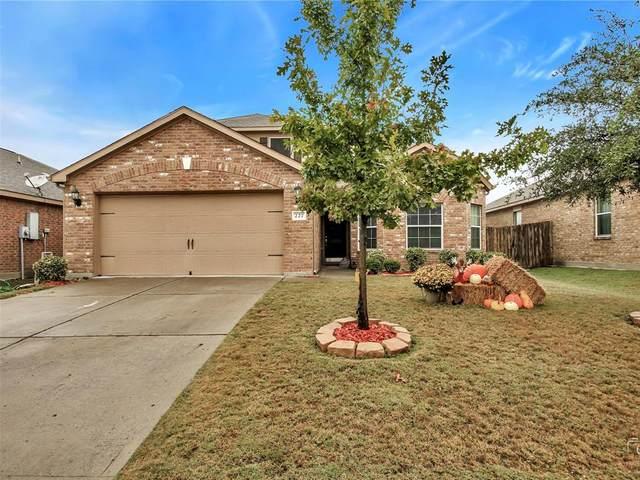 227 Lamont Road, Anna, TX 75409 (MLS #14462651) :: The Kimberly Davis Group