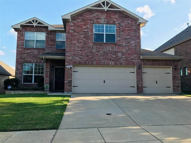 5221 Wheat Sheaf Trail, Fort Worth, TX 76179 (MLS #14462675) :: Post Oak Realty