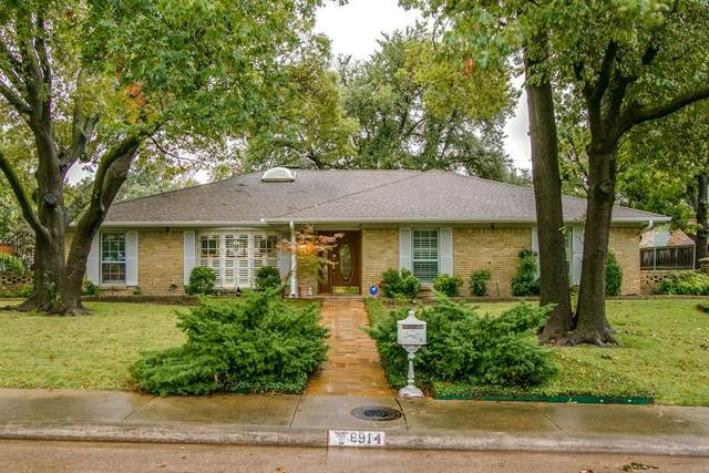 6914 Roundrock Road, Dallas, TX 75248 (MLS #14462679) :: Real Estate By Design