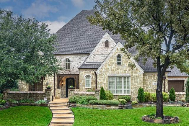 1220 Monica Drive, Allen, TX 75013 (MLS #14462680) :: The Mauelshagen Group