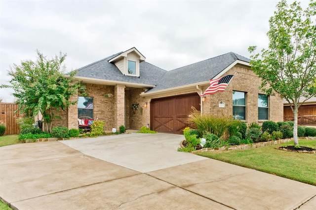 516 Highfield Lane, Keller, TX 76248 (MLS #14462681) :: The Chad Smith Team