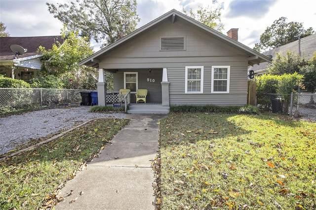 910 W Chestnut Street, Denison, TX 75020 (MLS #14462707) :: The Kimberly Davis Group