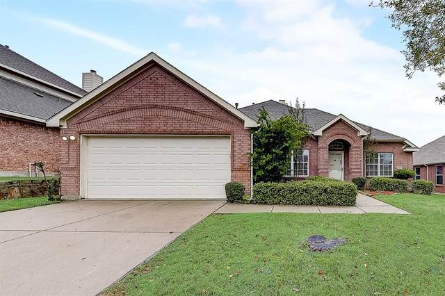 2800 Pinto Drive, Denton, TX 76210 (MLS #14462709) :: RE/MAX Pinnacle Group REALTORS