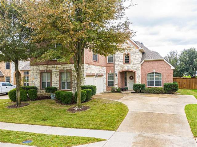 8701 Tanglewood Drive, Mckinney, TX 75072 (MLS #14462713) :: Real Estate By Design