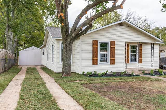 5029 Lyndon Drive, Fort Worth, TX 76116 (MLS #14462723) :: Real Estate By Design