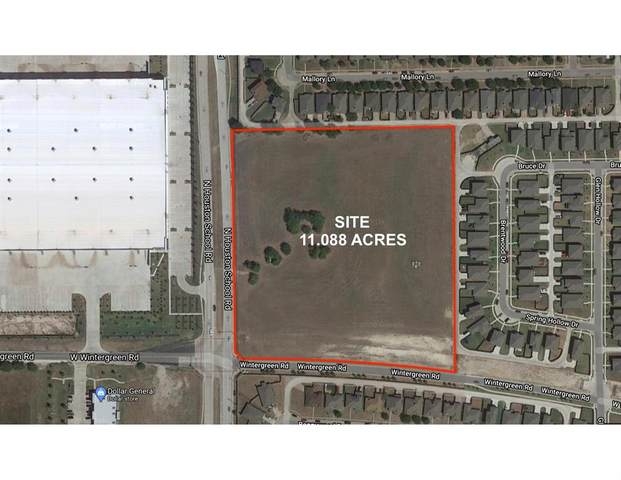 2520 N Houston School Road, Lancaster, TX 75134 (MLS #14462742) :: Frankie Arthur Real Estate