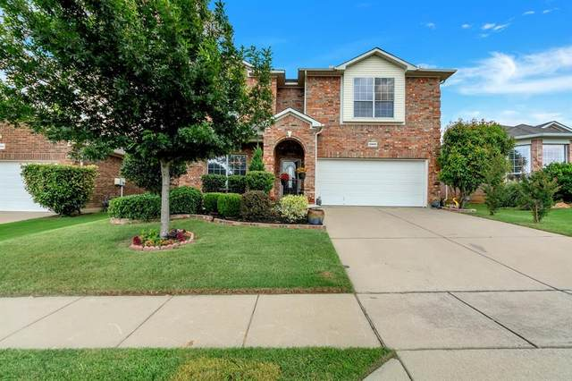 12848 Old Macgregor Lane, Fort Worth, TX 76244 (MLS #14462754) :: Hargrove Realty Group