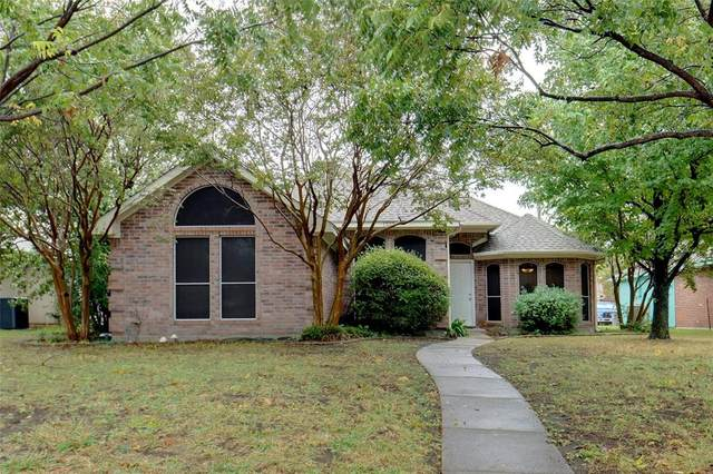 1307 Old Knoll Drive, Wylie, TX 75098 (MLS #14462774) :: Hargrove Realty Group