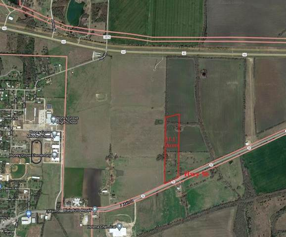 TRACT-2 E Hwy 56, Honey Grove, TX 75446 (MLS #14462779) :: Real Estate By Design