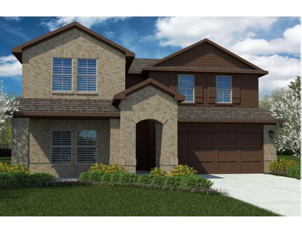 8801 Ring Gold Drive, Fort Worth, TX 76123 (MLS #14462784) :: Real Estate By Design