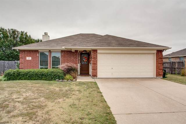 405 Reagan Lane, Burleson, TX 76028 (MLS #14462811) :: Keller Williams Realty