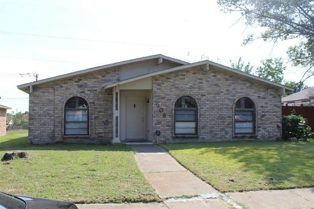 608 Via Sonoma, Mesquite, TX 75150 (MLS #14462828) :: The Kimberly Davis Group