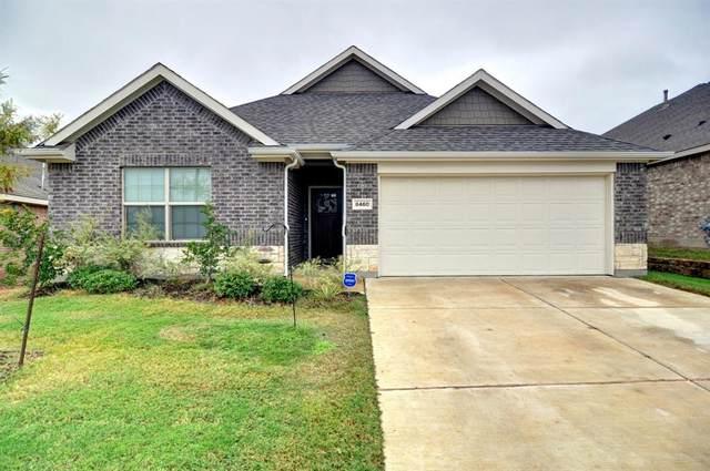 8460 High Garden Street, Fort Worth, TX 76123 (MLS #14462853) :: NewHomePrograms.com LLC