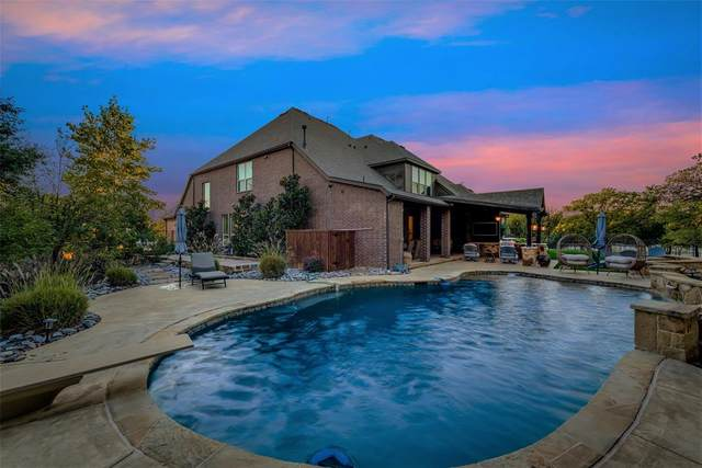 24 Oxford Place, Trophy Club, TX 76262 (MLS #14462854) :: Real Estate By Design
