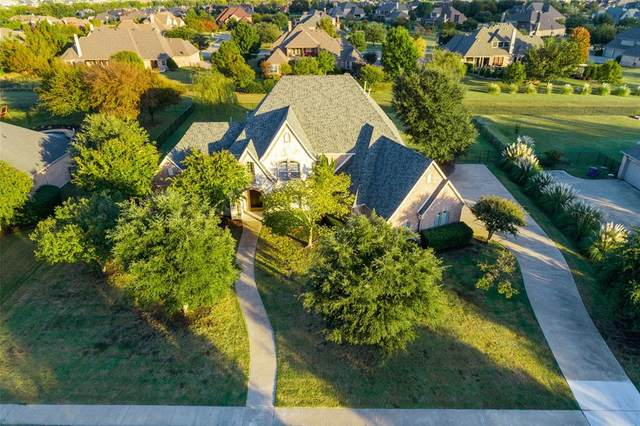 117 Stoneleigh Drive, Heath, TX 75032 (MLS #14462862) :: Real Estate By Design